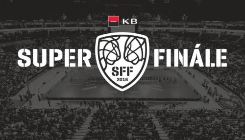 Superfinále florbalu 2018 v Ostravě